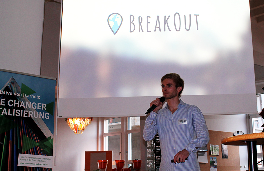 Das Start-Up Breakout
